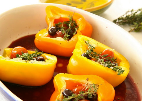 Peppers agrodolce