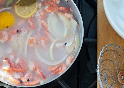 How to cook shrimp/Maine shrimp