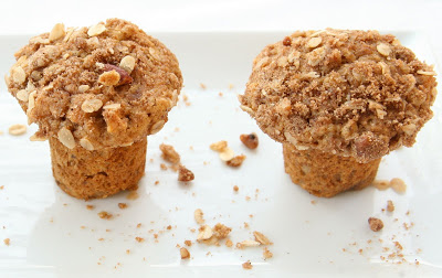 Apple oat muffin mix