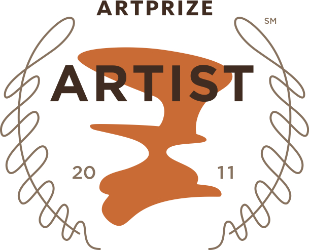 "I submitted the concept to continue making the rest of USA-as-skillets to an exhibition called "" Art Prize "". I was accepted in August 2011, and the huge city-side show opened in October 2011. Two months to finish 28 states !!"