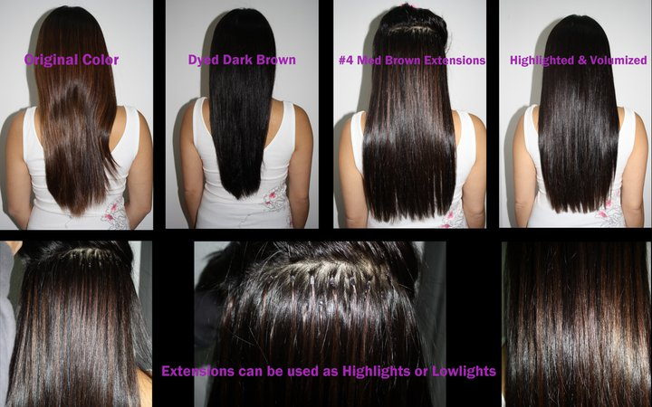 Hair Extension Embellir Artistry