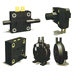 World Magnetics   Pressure switches, vacuum switches, differential switches.
