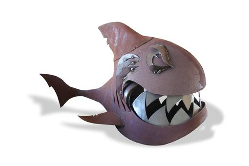 rusty piranha