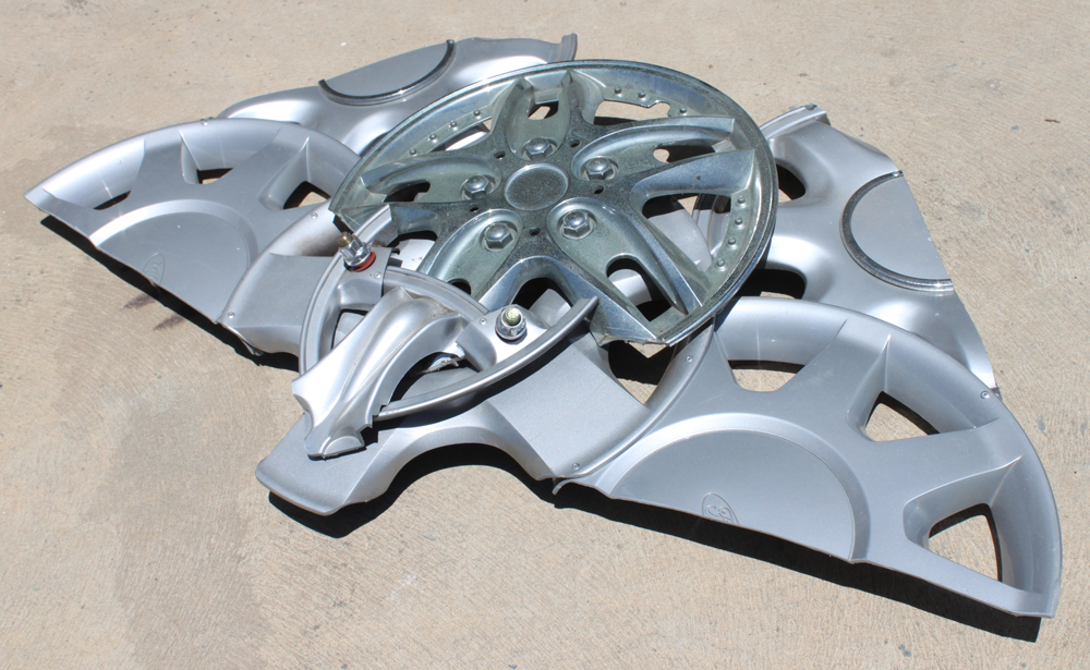 hubcap ray