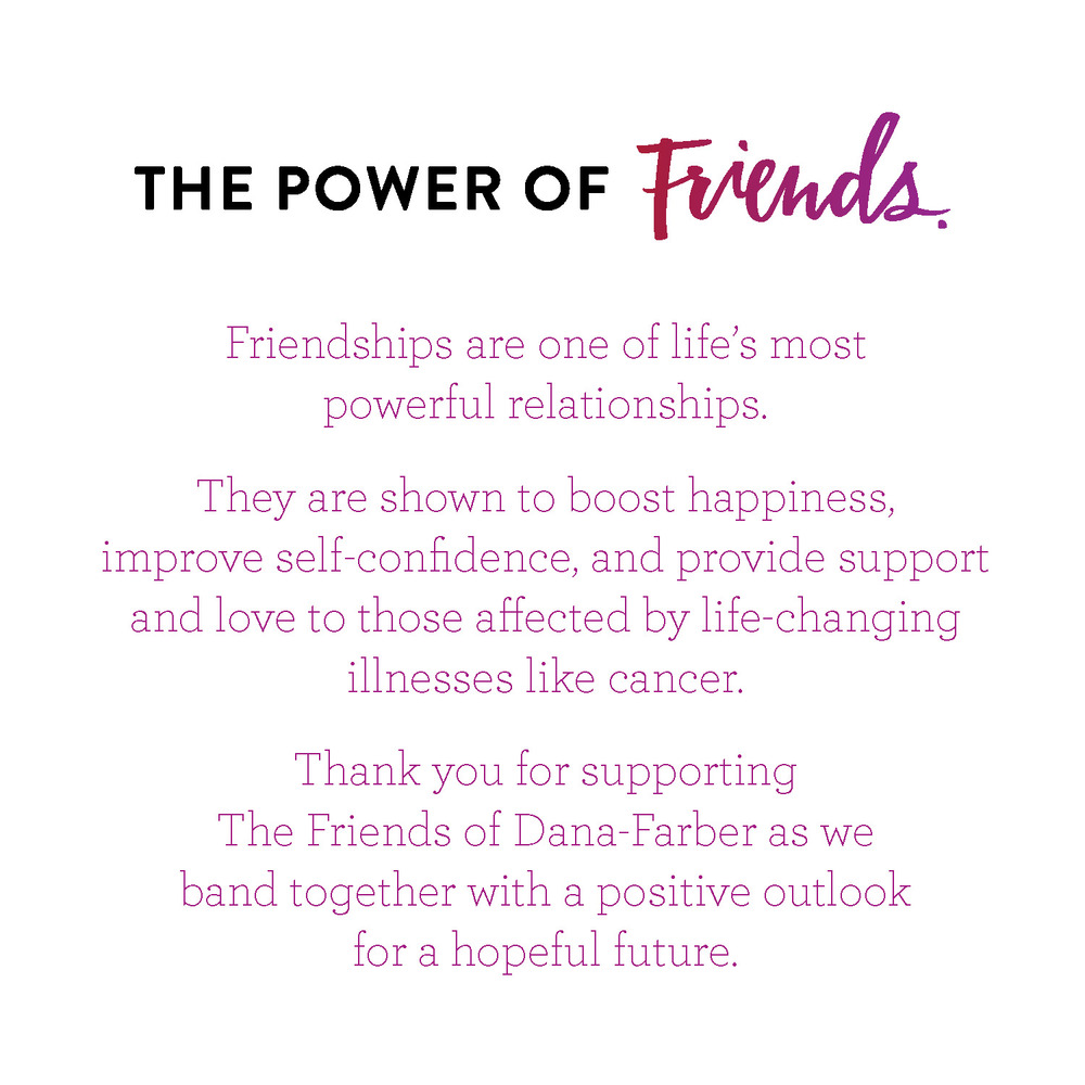 Click for more information on The Friends.