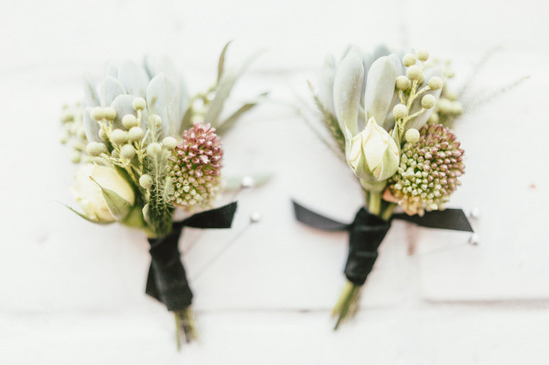 bash-studio-wedding-boston-succulent-boutonniere