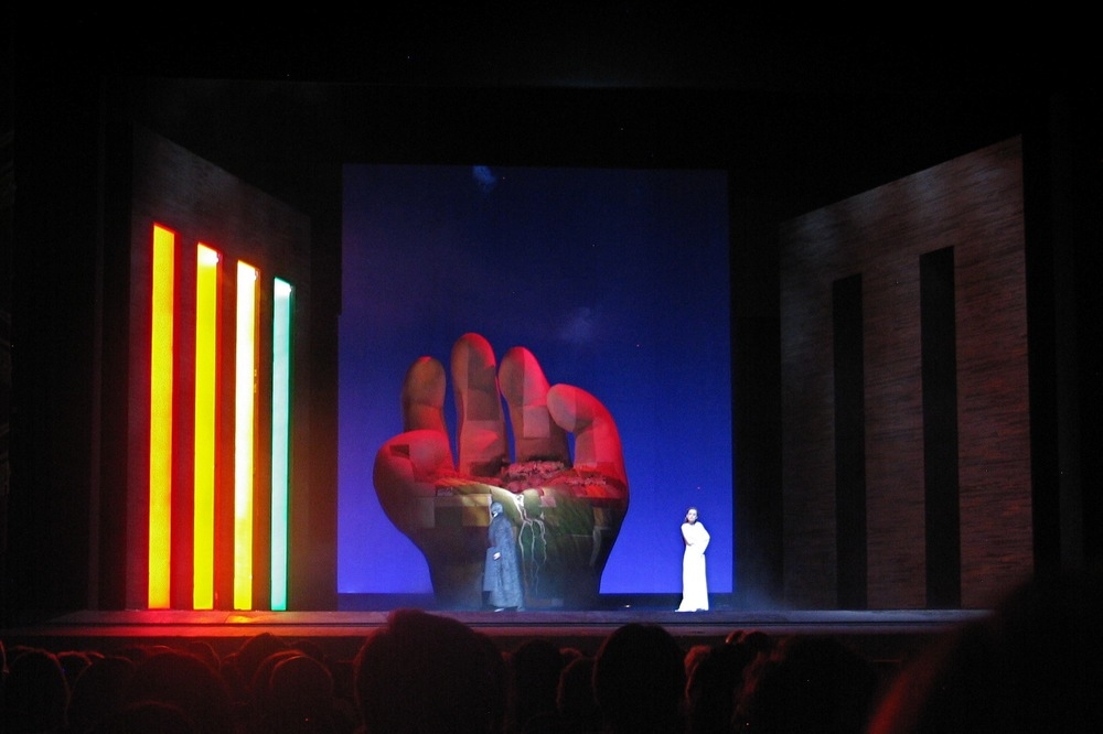 Bluebeard s castle la scala u japhy weideman lighting design