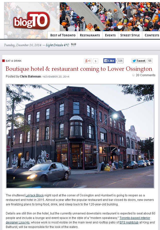 lisahostudio-blogto-boutique-hotel-and-restaurant-coming-to-lower-ossington
