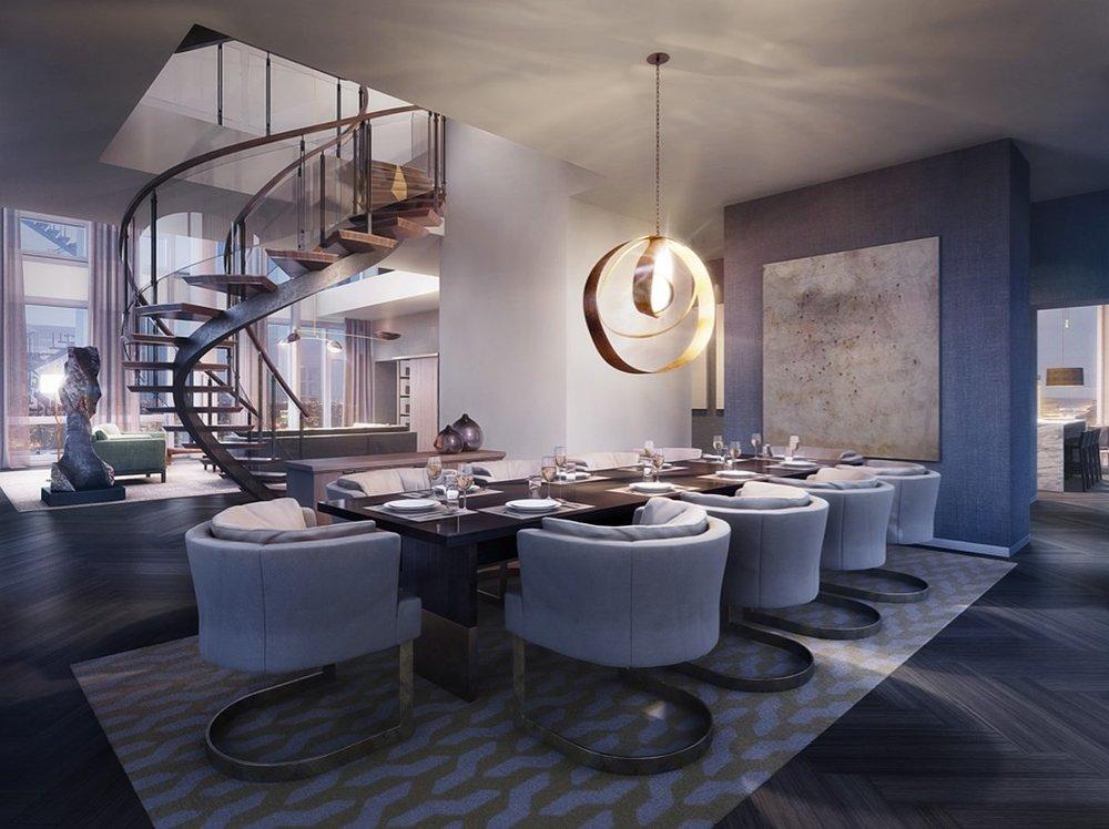 one madison place new york city — lisa ho studio