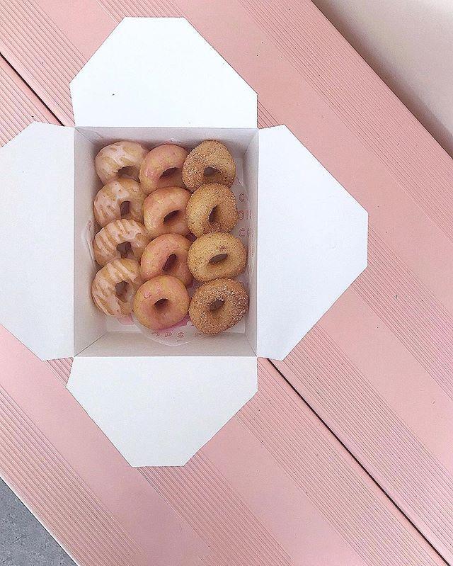 Cheat day, everyday! 🍩🙊💕 . . #minidoughnuts #copstoronto @cops.doughnuts