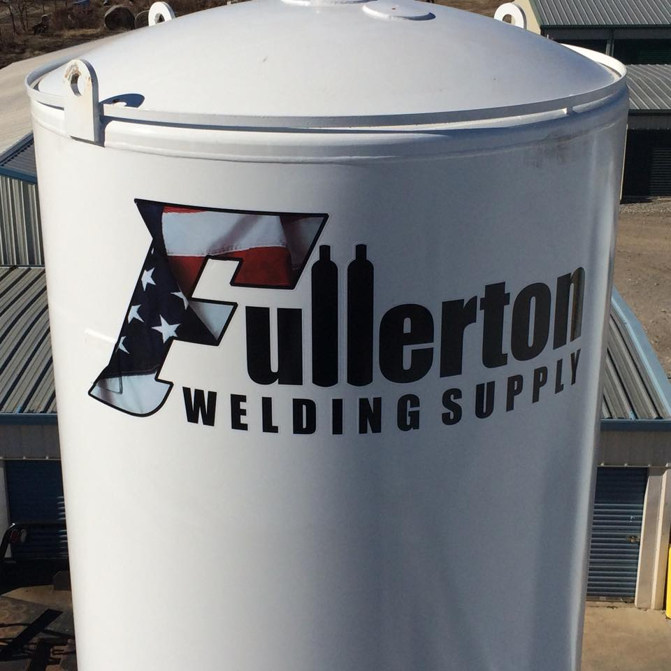 FULLERTON WELDING SUPPLY // ENVIRONMENTAL GRAPHICS OUTDOOR GRAPHICS IDENTITY SIGNAGE