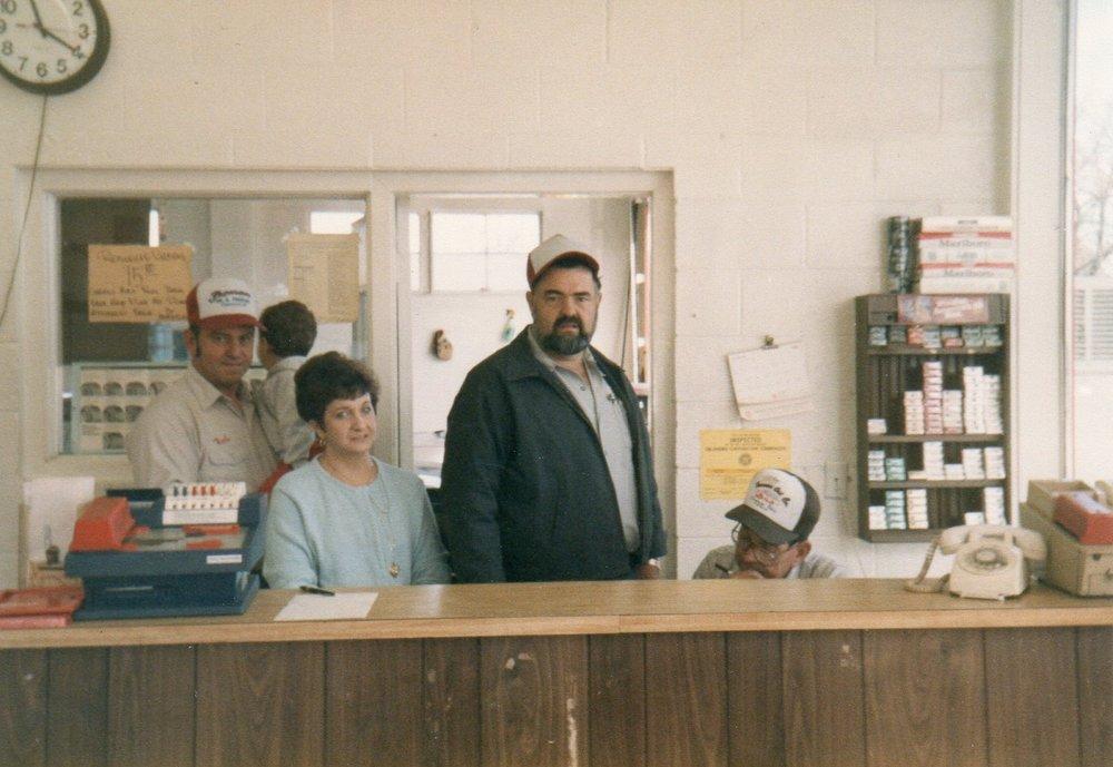 Bob, Josh, Donna, Don Reynolds, T. Wayne Campbell.jpg