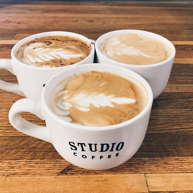 Coffee. Vinyl. Repeat. Raising our mug to you on this #nationalcoffeeday. Cheers