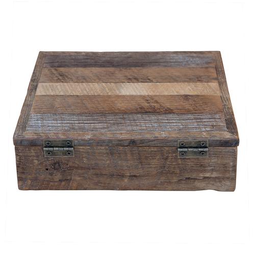Reclaimed Barn Wood Photo/Heirloom Box - Reclaimed Barn Wood Photo/Heirloom Box €� Walton Woodcraft