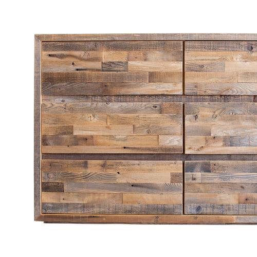 Rustic Modern Reclaimed Wood Dresser - Rustic Modern Reclaimed Wood Dresser €� Walton Woodcraft