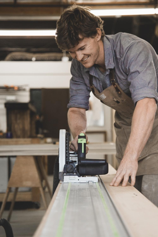 Shaun Walton - The Owner & Head Craftsman at Walton Woodcraft