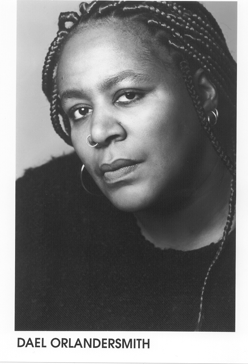 """The New York Times has called Orlandersmith """"an otherworldly messenger, perhaps the sorcerer's apprentice, or a heaven-sent angel with the devil in her.""""  Weaving new tales, with the best from her acclaimed solo work, Stoop Stories offers a glimpse into the lives of people from her past, present and imagination. One of the truly groundbreaking, unique voices in contemporary American drama, Orlandersmith was one of the first to transition from a spoken word artist to a nationally produced playwright.  Photo Credit: Susan Johann"""