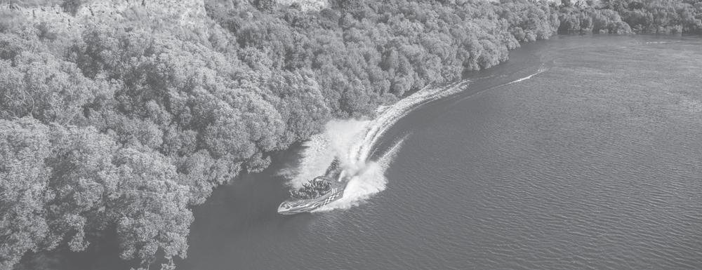 Thunder Jet, Kawarau River