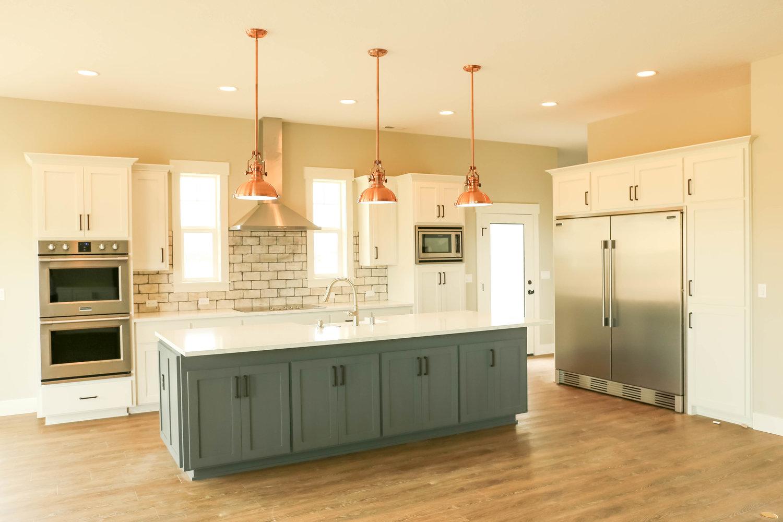 aj kitchen design.  AJ Development LLC