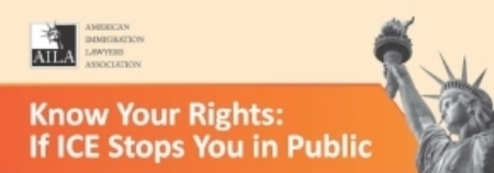Know Your Rights - Learn More