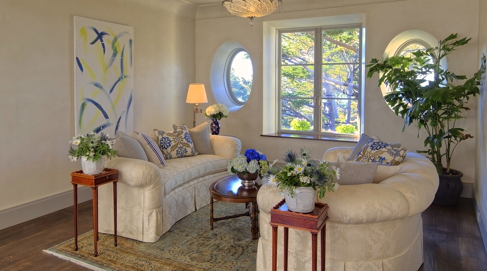 Pebble Beach upstairs nook