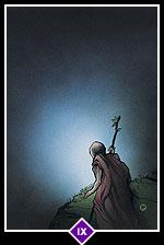 Loneliness, Osho Zen Tarot