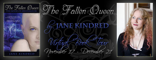 The Fallen Queen Virtual Book Tour