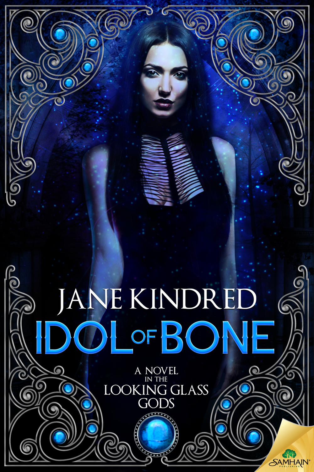 Idol of Bone, Book 1 in the Looking Glass Gods