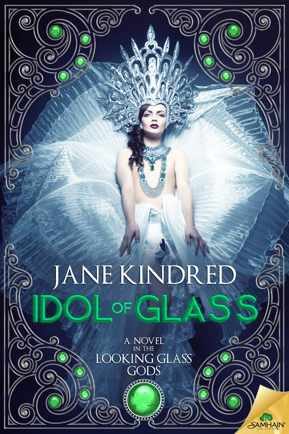 Idol of Glass (Looking Glass Gods #3)