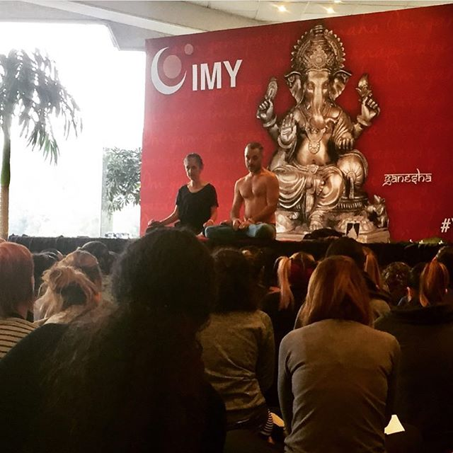 Great day sharing Shadow Yoga in Mexico City at the @encuentrodeyogamx yoga conference. Muchas gracias to all who showed up. Since the earthquake this city has been thru it big time, much respect to all those who rode that wave and its many challenges. Love DF and it's people. They say I'm slowly becoming a Chilango, now I just have to work on my Spanish!#shadowyoga #hathayoga #yoga #tribe #encuentrodeyogamx