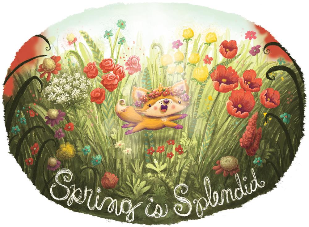 Spring is Splendid