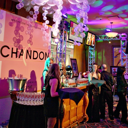 Brand Ambassadors Let Libations represent your wine or spirit at the next trade show, product launch or special event.