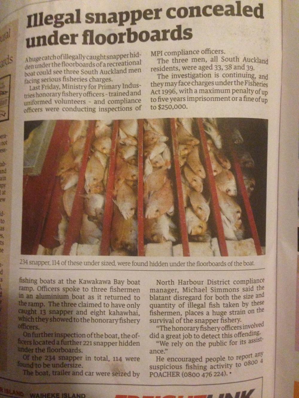 from the Waiheke Island Gulf News!