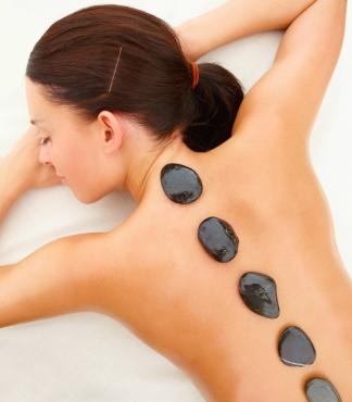 hot stone massage in London