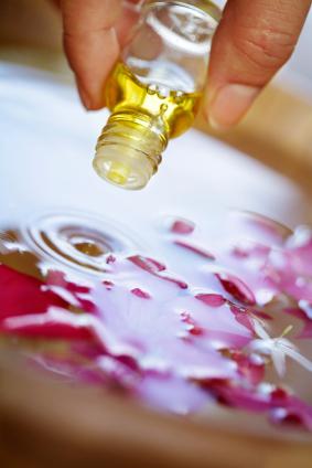 aromatherapy massage london