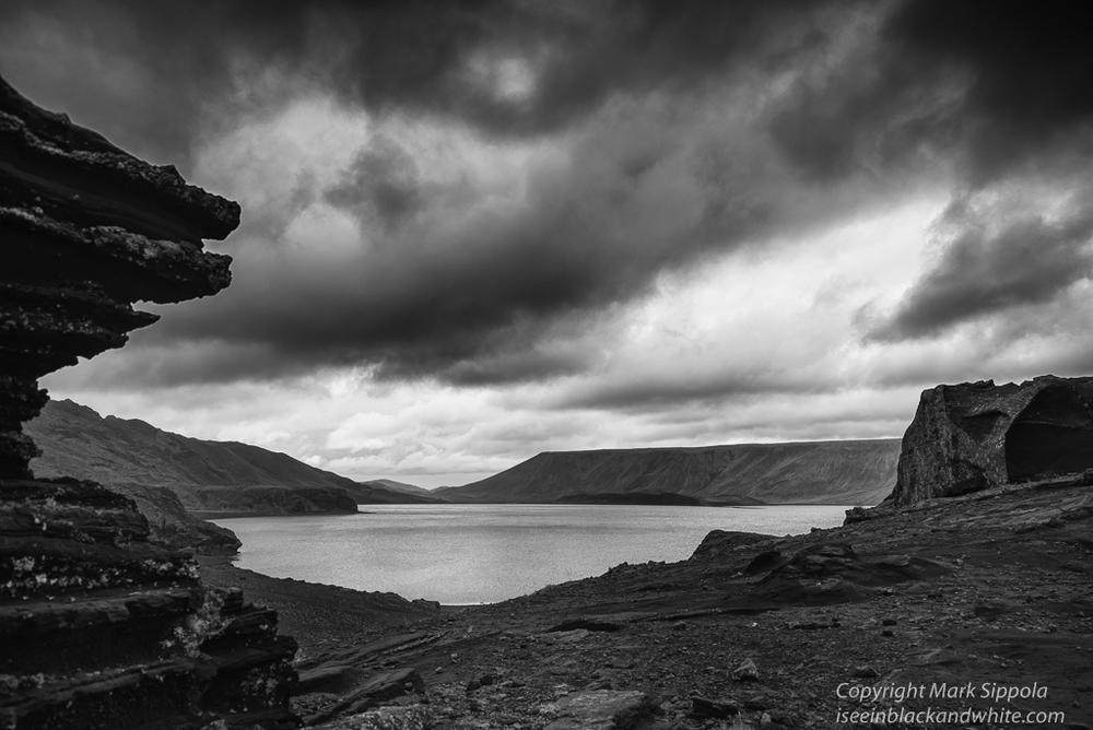 Icelandic Lake