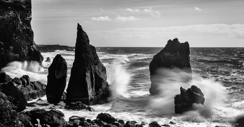 Sea Stacks