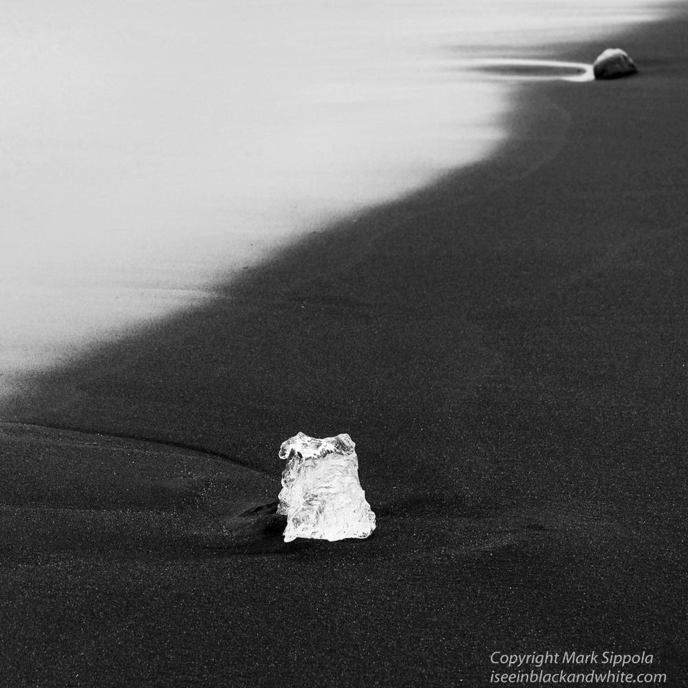Vatnajokull Beach 1