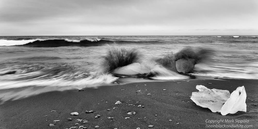 Vatnajokull Beach 2