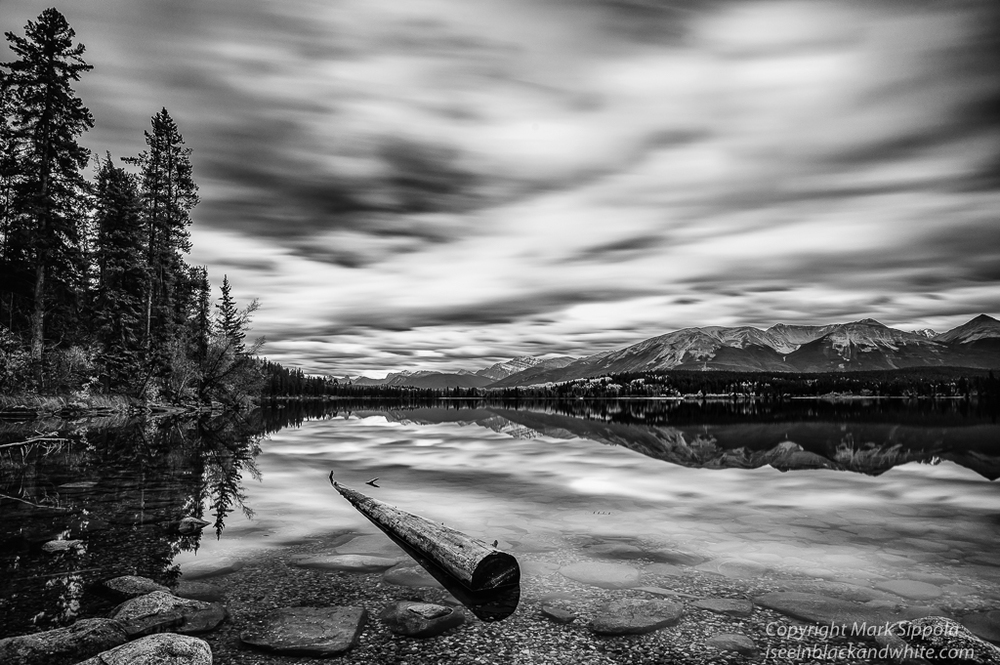 Pyramid Lake_Jasper Alberta