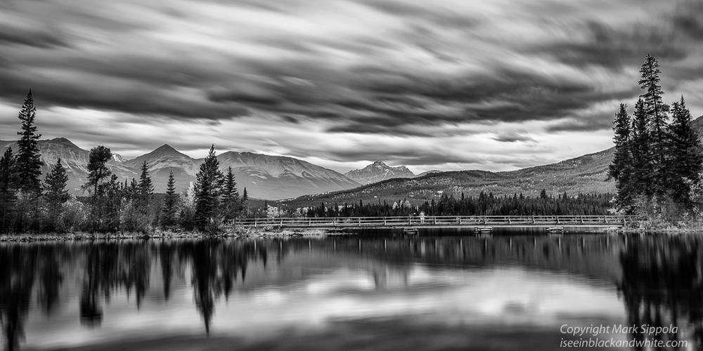 Pyramid Lake 2_Jasper Alberta