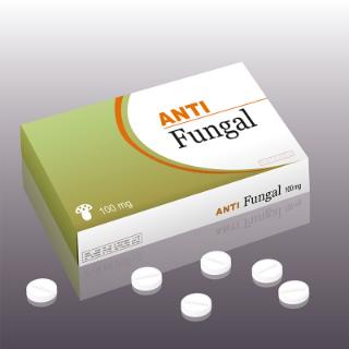 Anti-fungal pills for toenail fungus