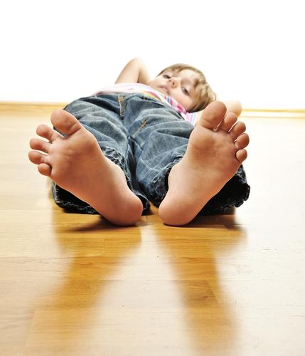 Pediatric Flat Feet