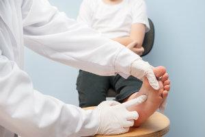 Treating Warts on Feet