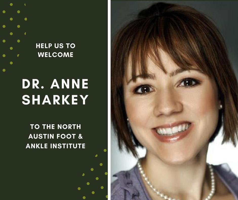 Meet Dr. Anne Sharkey