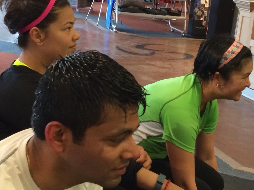 Gear clinic at Wasatch Running