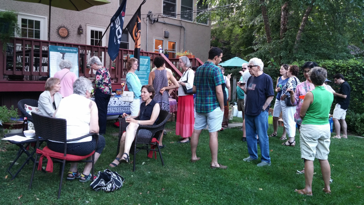 SEA's 2016 Back Yard Happy Hour