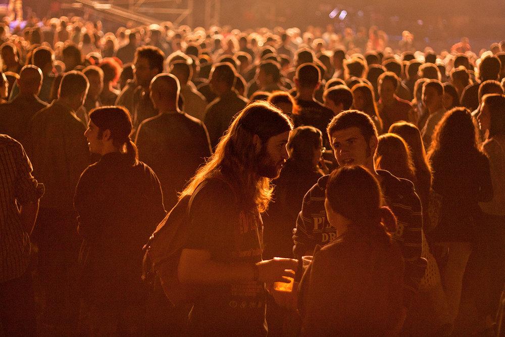 """Na takmičenjima koja su se održavala u Nišu jedna od redovnih tema bio je džez festival - 1. mesto na temu """"Nišvil"""" - Fotofinish 2011."""