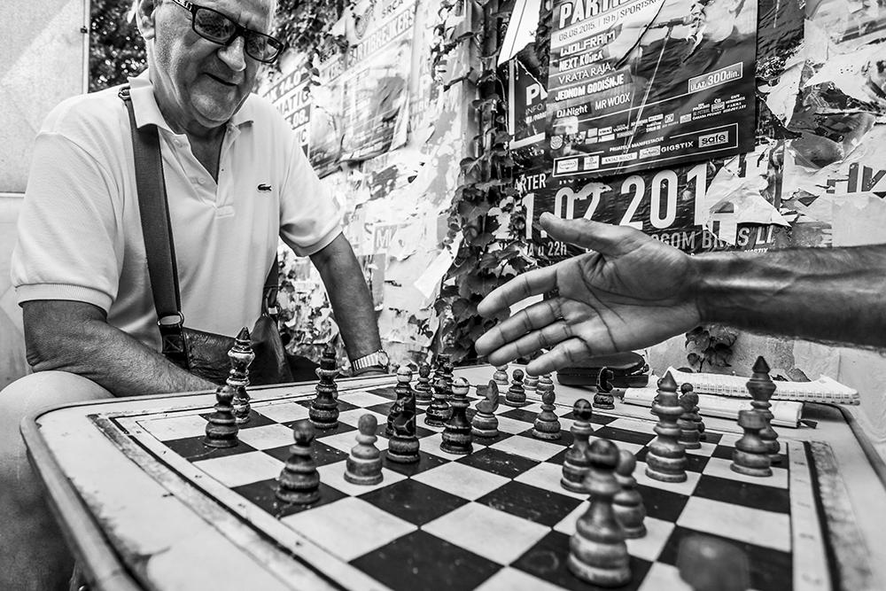 """3. mesto na temu """"život je igra"""" - Frame 24 2015."""