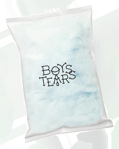boys tears bag